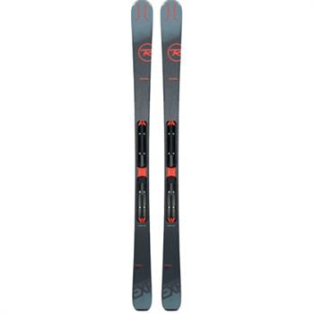 Rossignol Beste Test Exper.80 All mountain ski ZWART