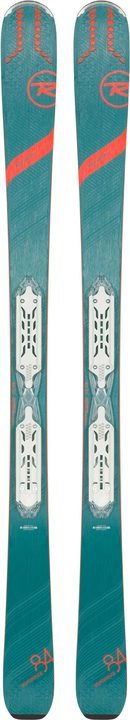 Rossignol Beste Test Exper.84 all mountain ski blauw