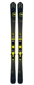 Rossignol Beste Test Experience 80 Ci all mountain ski zwart