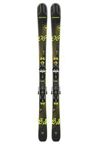 Rossignol Beste Test Experience 86 AI K. all mountain ski zwart