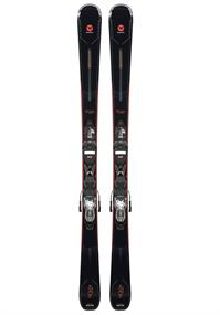 Rossignol Beste Test Nova 4 CA Xpress sport carve ski dames zwart
