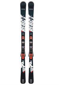 Rossignol Beste Test React R6 Compact RRJ 02LK sport carve ski zwart