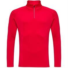 Rossignol Classique Clim heren ski pulli rood