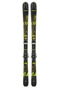 Rossignol Experience 86 AI Konect RRK FQ04 all mountain ski zwart