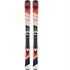 Rossignol Hero Junior RRJ 01JY allmountain junior ski zwart