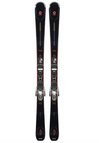 Rossignol Nova 4 CA Xpress RRJ 04LI sport carve ski dames zwart