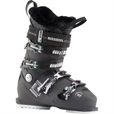 Rossignol Pure 70 X 2520 dames skischoenen zwart