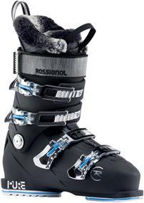 Rossignol Pure Elite 90 RBJ 2230 dames skischoenen zwart