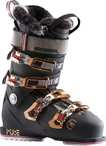 Rossignol Pure Pro Heat dames skischoenen zwart