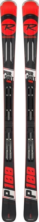 Rossignol Pursuit 100 sport carve ski oranje