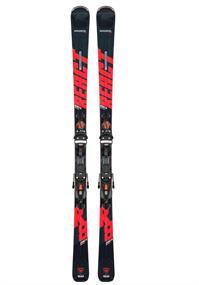 Rossignol React R8 HP Konect RR JO1 LK sport carve ski zwart