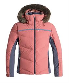 Roxy Snowstorm Jacket dames snowboard jas koraal