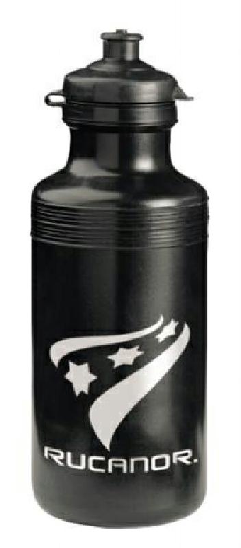 Rucanor Bidon 500 ML. bidon zwart