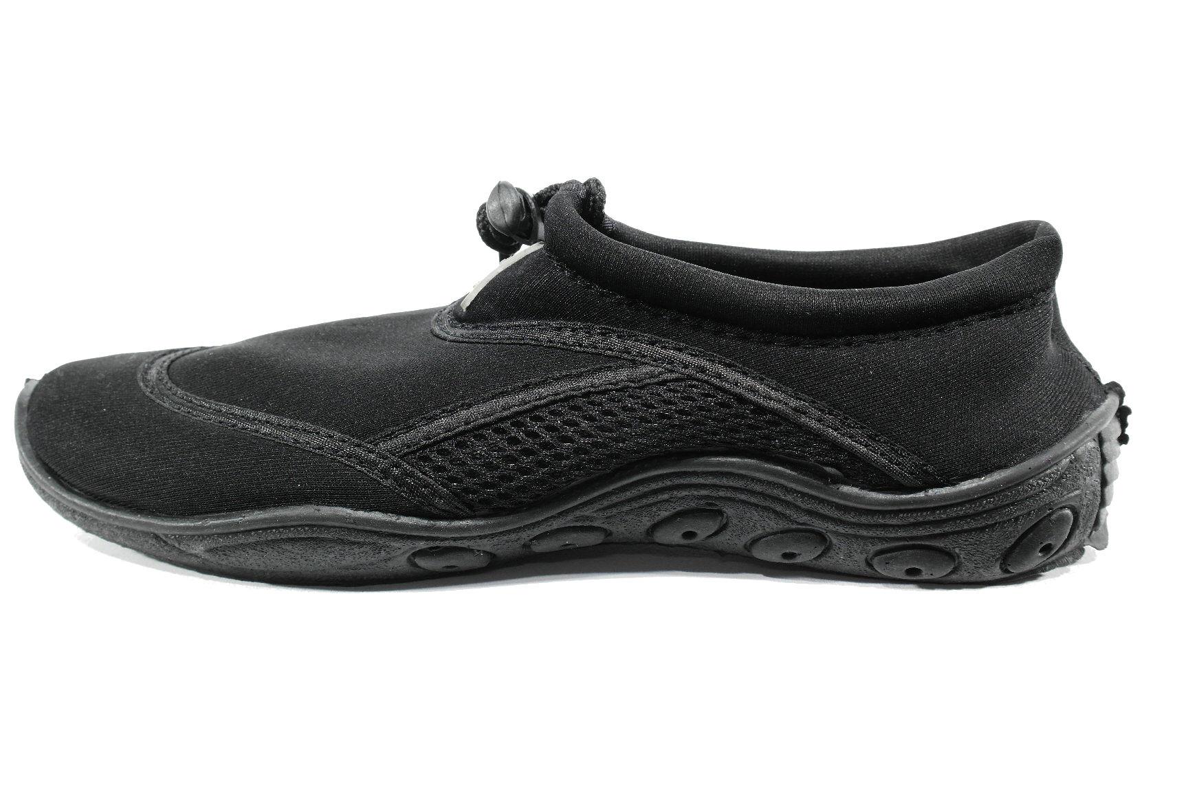 Chaussures Eau Noir / Chaussures De Surf Des Femmes Sq45alr