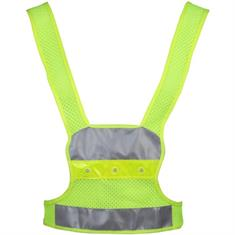 Rucanor Led Vest reflectie geel