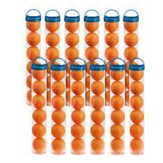 Rucanor Tafel Tennis Ballen tafeltennisballetjes oranje