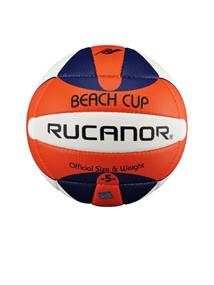 Rucanor Volley Bal Beach beachvolleybal rood