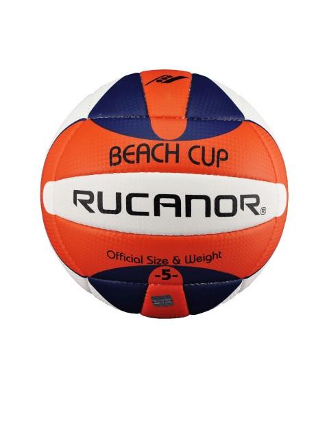 Rucanor Volley Bal Beach beachvolleybal rood