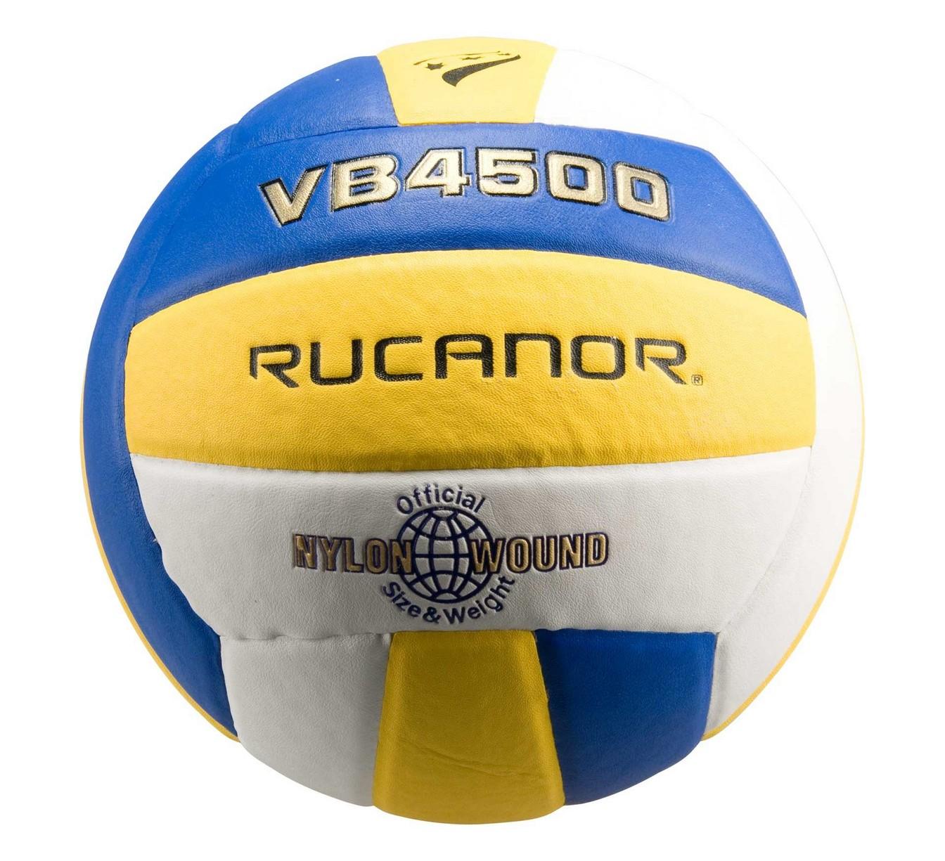 Rucanor Wedstrijd volley bal Beachvolleybal