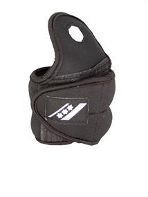 Rucanor Wrist Weight 2 x 0.5 KG gewichten zwart