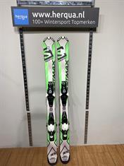 Salomon 152-2935 Shortmax heren ski gebruikt groen