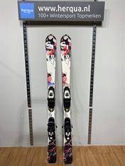 Salomon 3-2866 Jade kinder ski gebruikt wit
