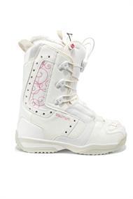 Salomon 384485 dames snowboardschoenen wit
