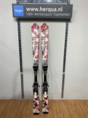 Salomon 51-2683 Jade kinder ski gebruikt rose
