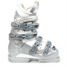 Salomon Devine 4 dames skischoenen midden grijs