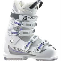 Salomon Divine 55 dames skischoenen wit