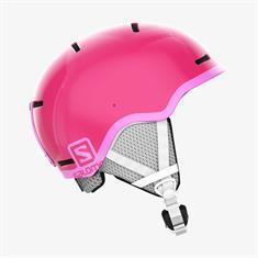 Salomon Grom White Pink meisjes helm pink