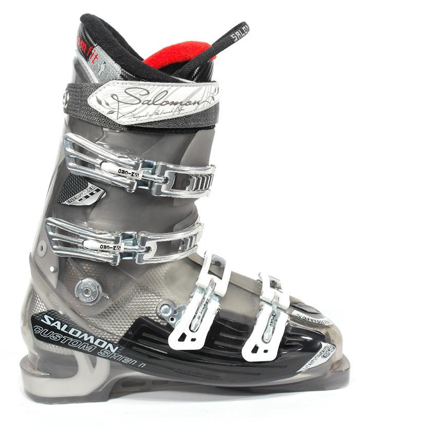 aec391adc8c Salomon Instinct cs dames skischoenen antraciet van skischoenen salomon  dames skischoen