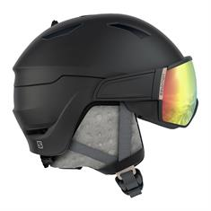 Salomon Mirage Photo dames helm zwart