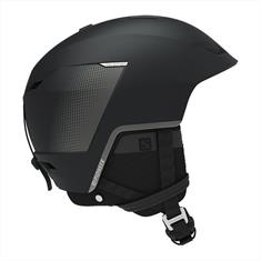 Salomon Pioneer LT +Air 411 573 skihelm sr zwart