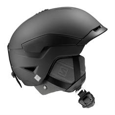 Salomon Quest skihelm sr zwart