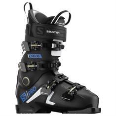 Salomon S Pro 100 408 737 heren skischoenen zwart
