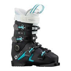 Salomon S Pro 80 dames skischoenen zwart