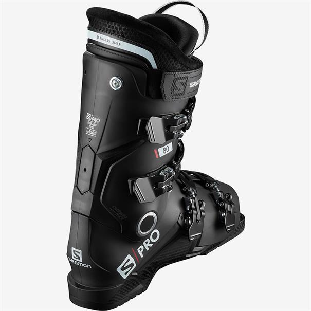 Salomon S Pro 80 heren skischoenen zwart