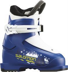Salomon Salomon T1 junior skischoenen kobalt