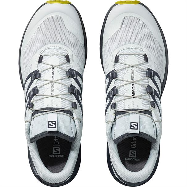 Salomon Sense Ride 2 heren wandelsneaker licht grijs