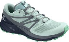 Salomon Sense Ride 2 Low W. dames wandelsneaker mint