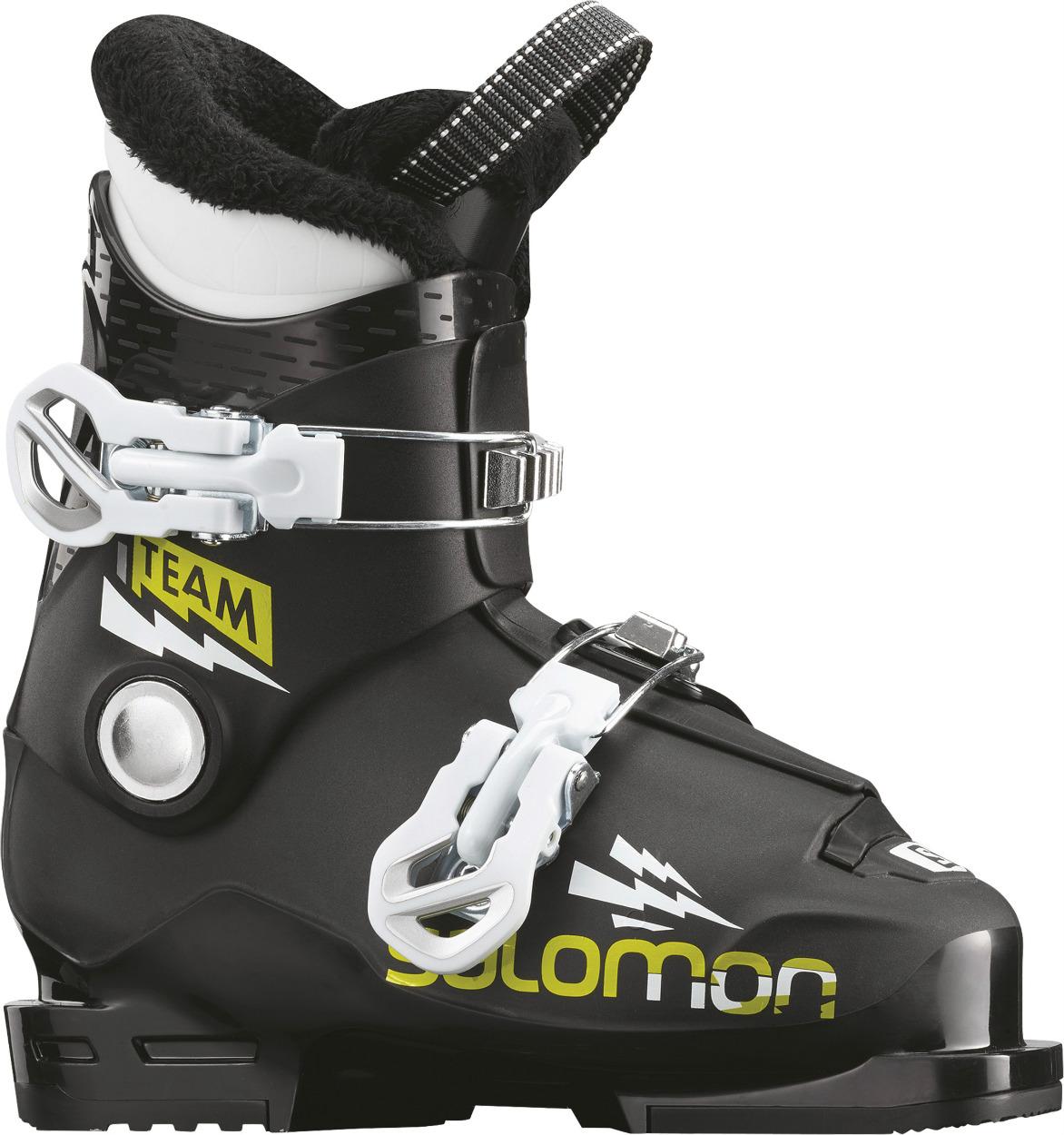 afc3138cc89 Salomon Team t2 jr skischoen zwart van skischoenen