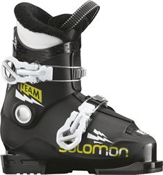 Salomon Team T2 junior skischoenen zwart