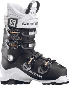 Salomon X Access 70 Wide dames skischoenen zwart