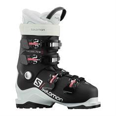 Salomon X Access 70 Wide dames skischoenen zwart
