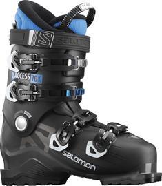 Salomon X Access 70 Wide heren skischoenen zwart
