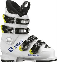 Salomon X Max 60 T 22-26.5 junior skischoenen wit