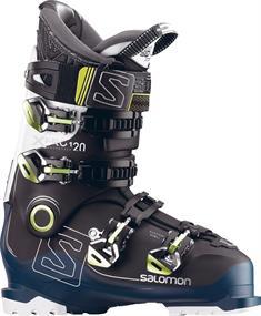 Salomon X Pro 120 heren skischoenen zwart