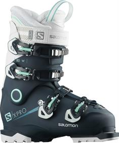Salomon X Pro 80 woman dames skischoenen wit