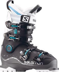 Salomon X Pro 90 woman dames skischoenen zwart